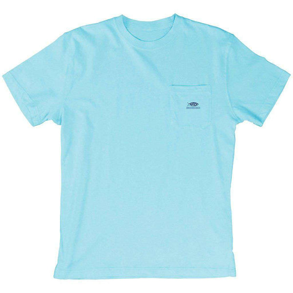 AFTCO Badge Pocket T-Shirt by AFTCO
