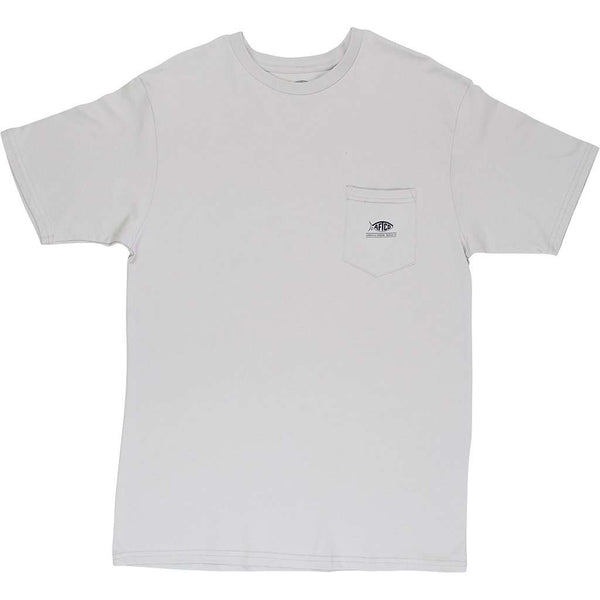AFTCO Manbear Pocket T-Shirt by AFTCO