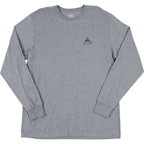 AFTCO Tall Tail Long Sleeve T-Shirt by AFTCO