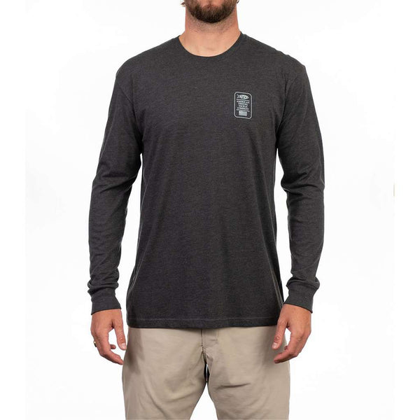 AFTCO Lemonade Long Sleeve T-Shirt by AFTCO