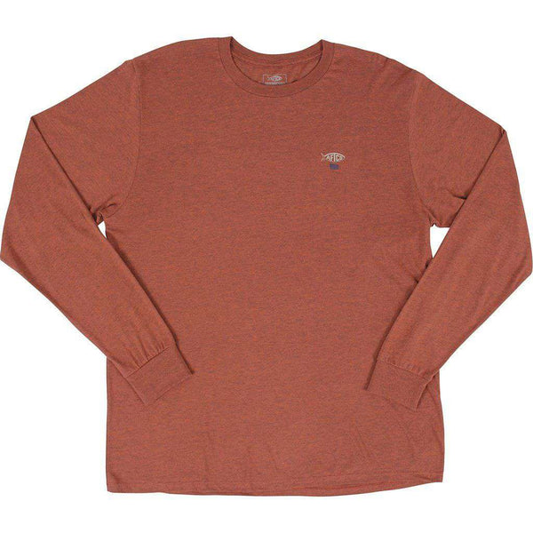 AFTCO Backwash Long Sleeve T-Shirt by AFTCO