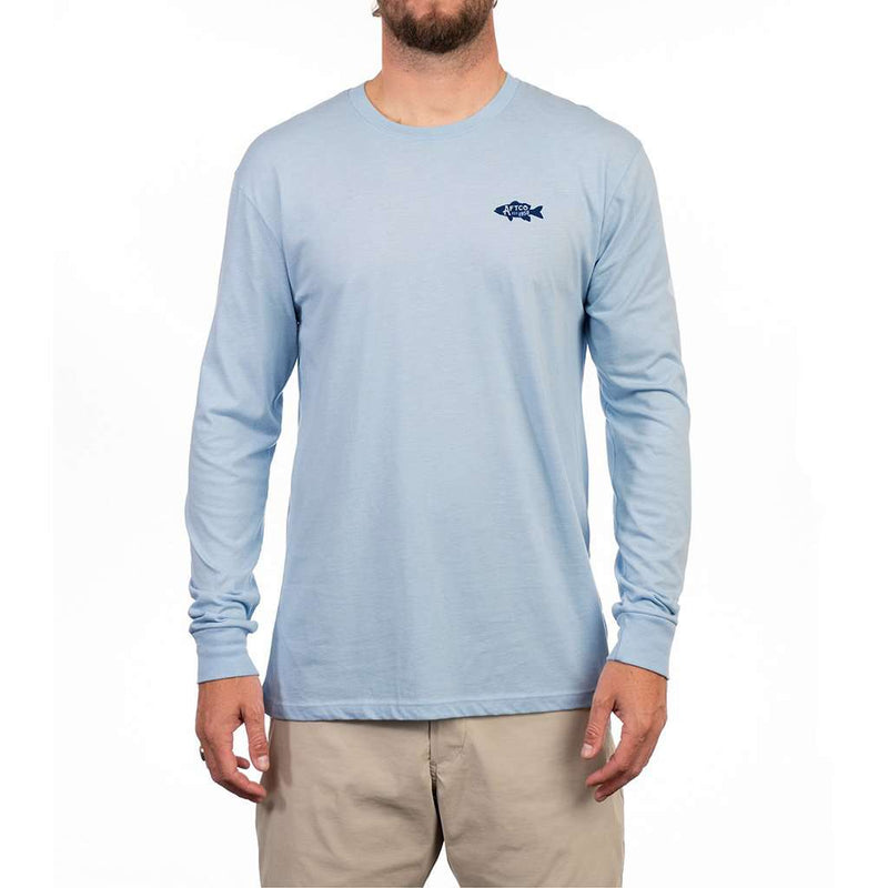 AFTCO Driftwood Long Sleeve T-Shirt by AFTCO