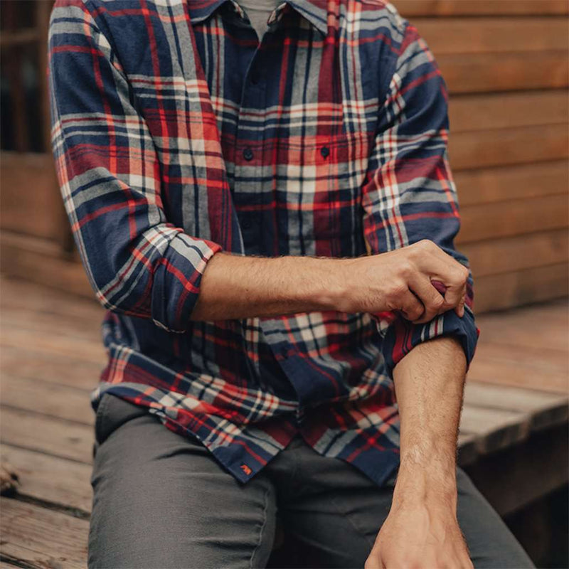 The Normal Brand Thomas Button Up Shirt by The Normal Brand