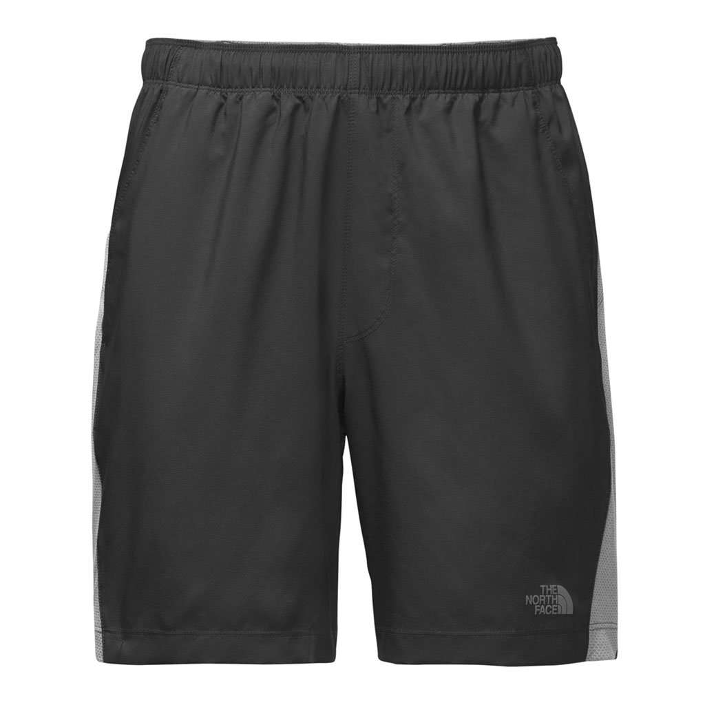 "The North Face Men's 7"" Reactor Shorts in Asphalt Grey"