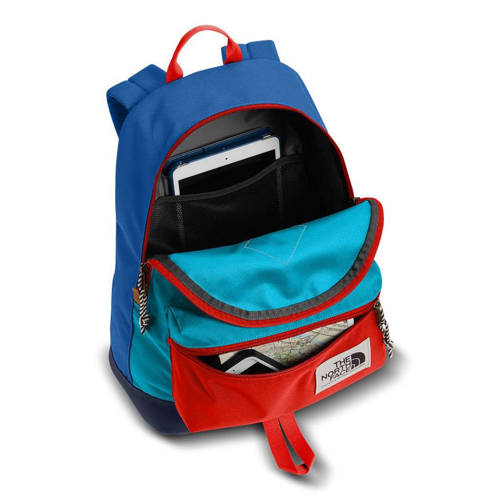 7cce57b12 Mini Berkeley Backpack in Turkish Sea by The North Face