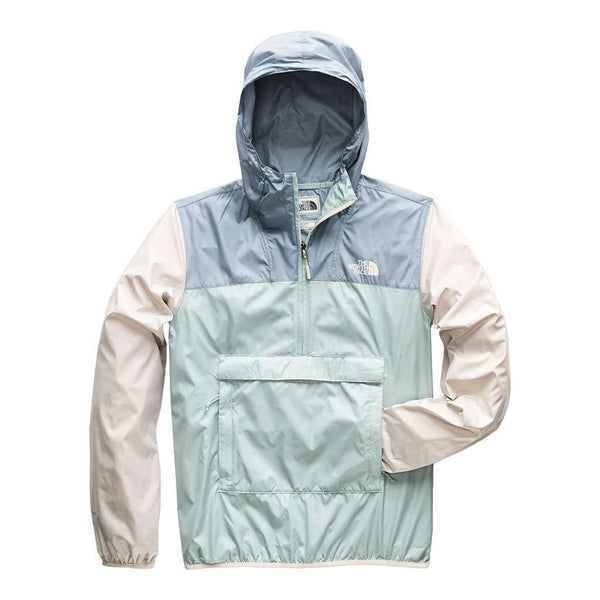 Men's Fanorak in Blue Haze Multi by The North Face - FINAL SALE