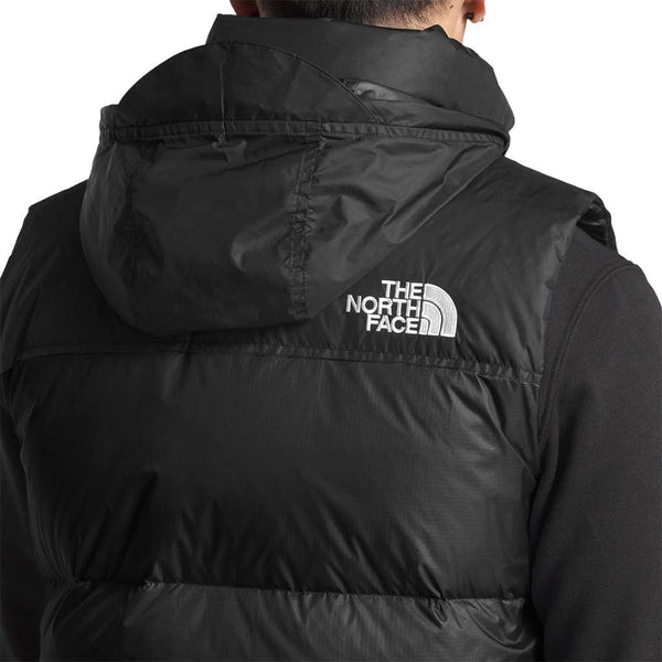 The North Face Men's 1996 Retro Nuptse Vest in TNF Black