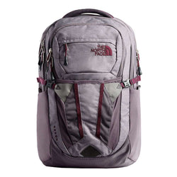 575a5cd74 The North Face Women's Recon Backpack in Rabbit Grey Light Heather ...