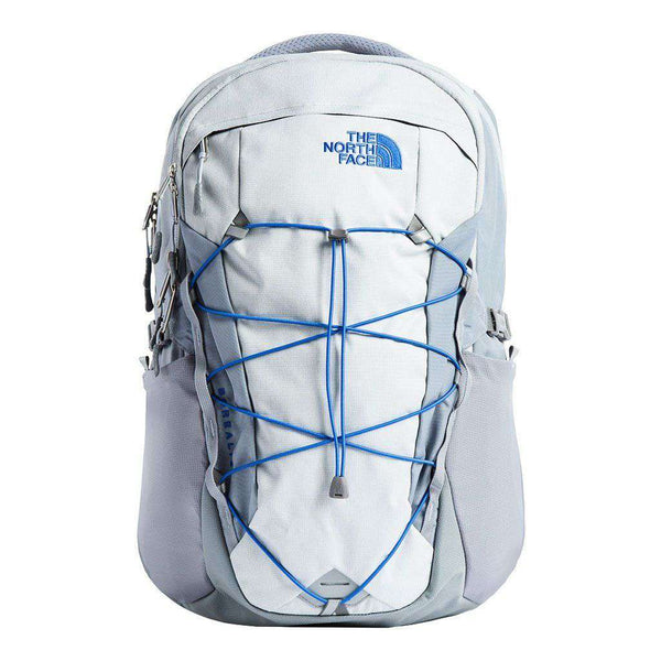 Borealis Backpack in High Rise Grey Light Heather by The North Face
