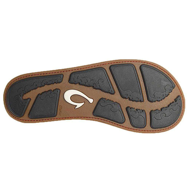 Men's Nui Sandal in Tan by Olukai - FINAL SALE