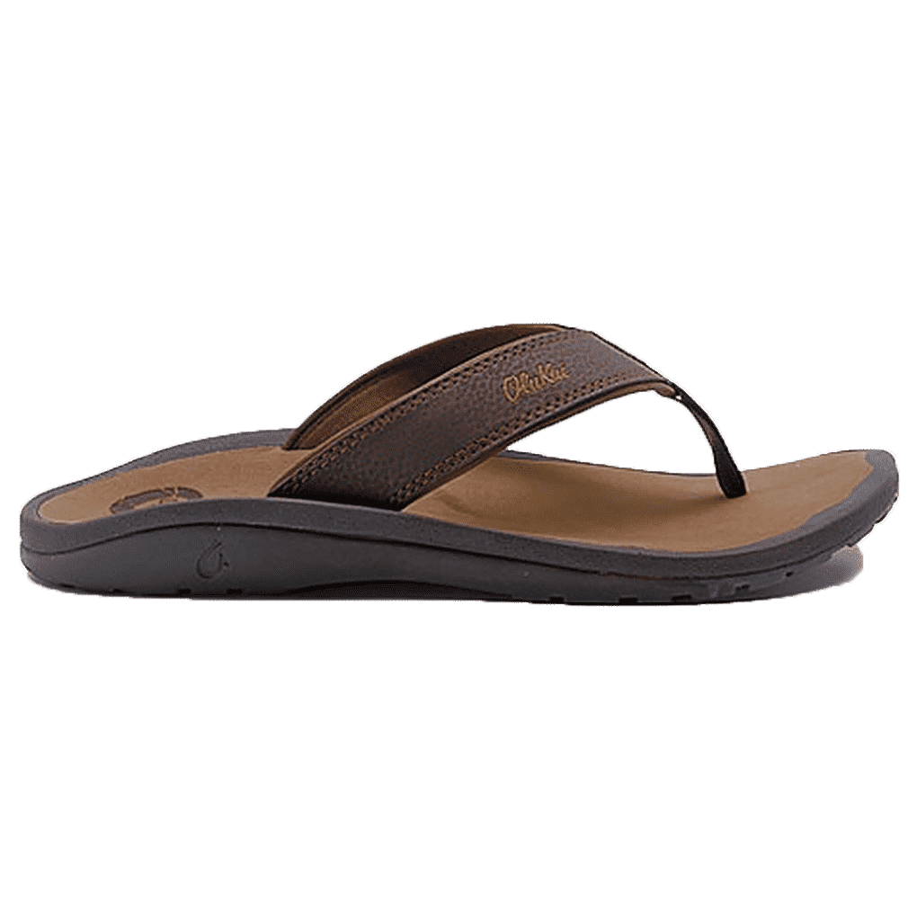 Men's 'Ohana Sandal in Dark Java & Ray by Olukai  - 1