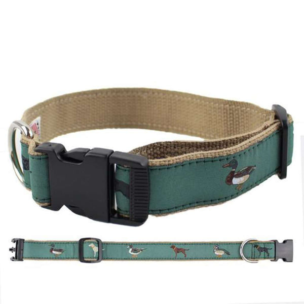 Over Under Clothing The Gang's All Here Dog Collar