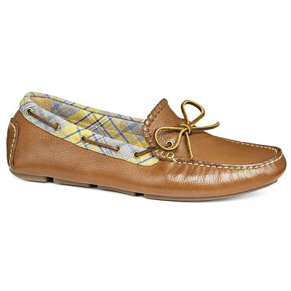 Paxton Driving Loafer in Tan by Jack Rogers  - 1