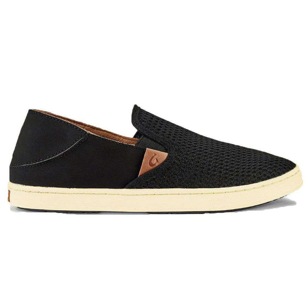 Women's Pehuea Sneaker in Black by Oukai  - 1