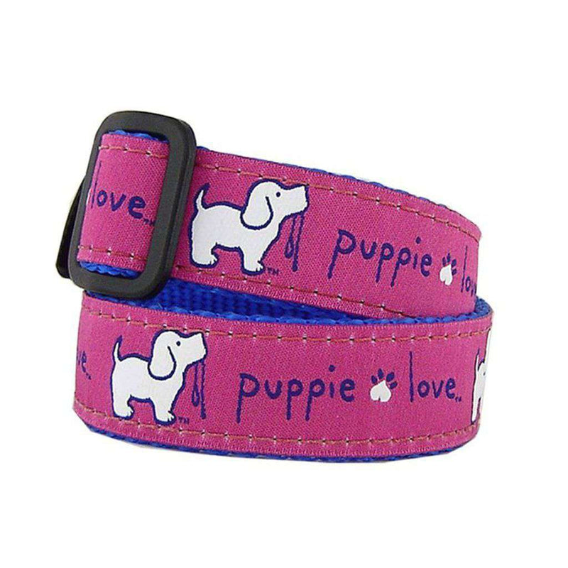 Collar in Pink by Puppie Love