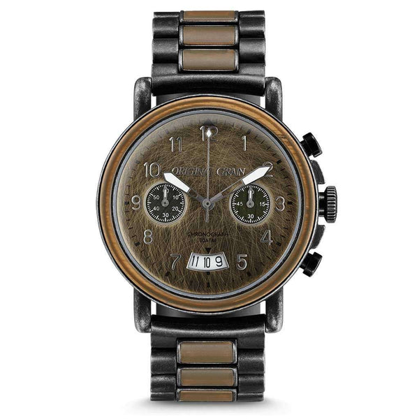 Original Grain Military Barrel Alpha Watch by Original Grain