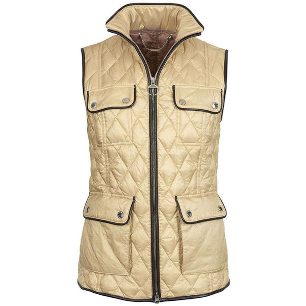 Range Rover Viscon Gilet in Dark Pearl by Barbour  - 1