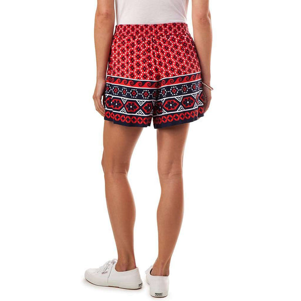 Riley Short in Cayenne by Southern Tide