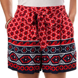 Riley Short in Cayenne by Southern Tide  - 3