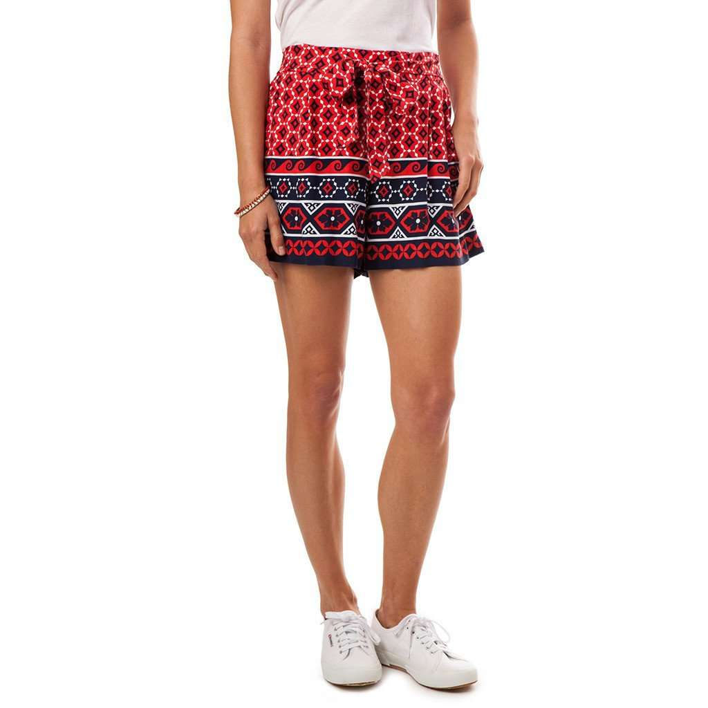Riley Short in Cayenne by Southern Tide  - 1