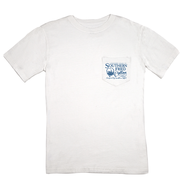 Saturday Nights Tee by Southern Fried Cotton
