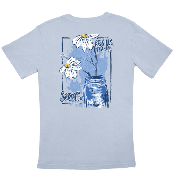 Oops a Daisy Tee by Southern Fried Cotton