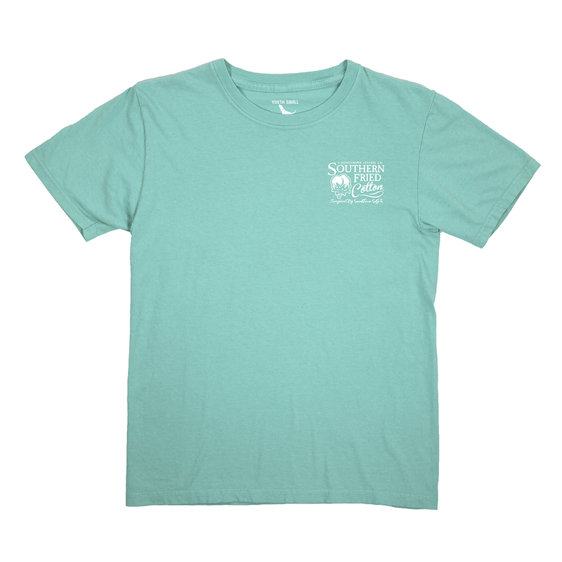 Youth Surf Pup Tee by Southern Fried Cotton