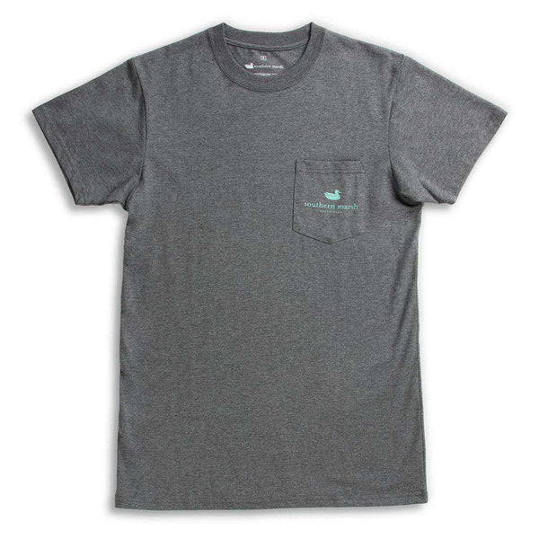 Branding Collection - Flight School Tee by Southern Marsh