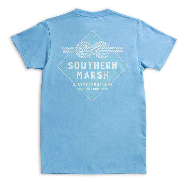 Branding Collection - Nautical Knot Tee by Southern Marsh