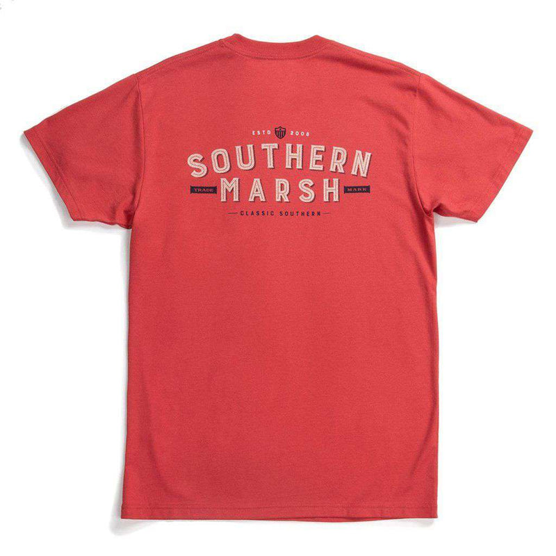 Southern Marsh Branding Collection - Federalist Tee