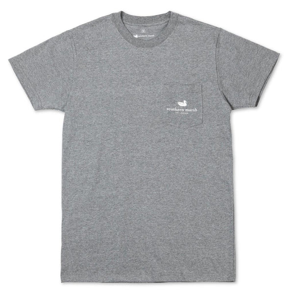 The Delta Duck Tee Shirt by Southern Marsh
