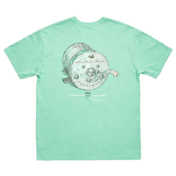 Southern Marsh Southern Class - Fishing Reel Tee