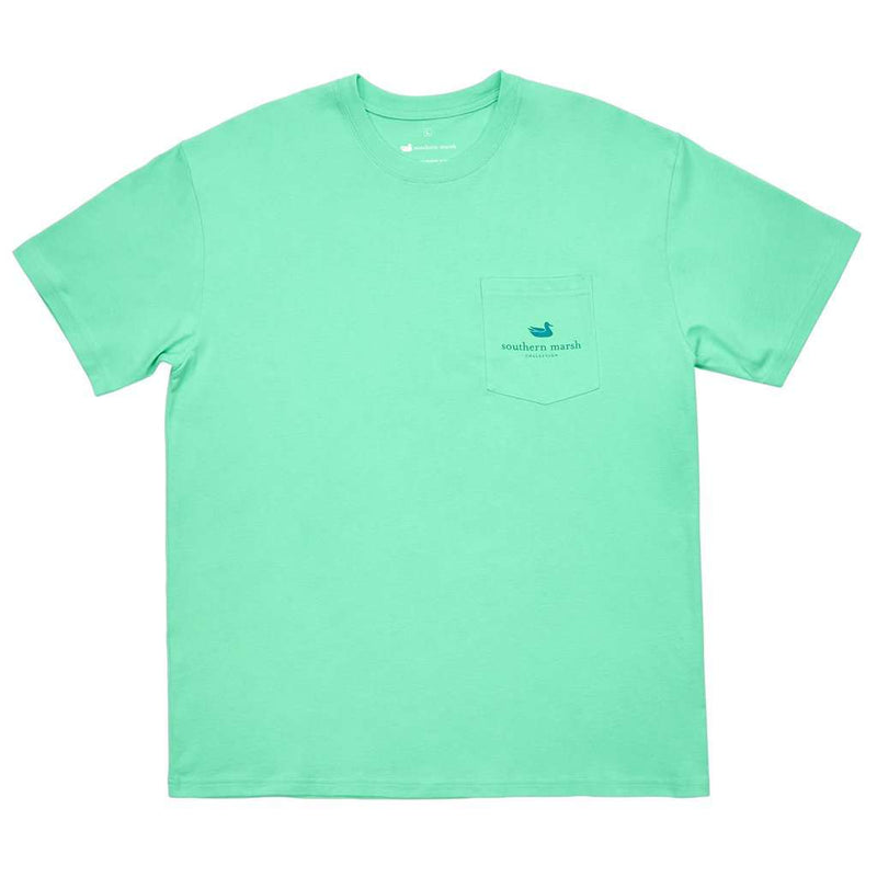 River Route Collection - Paddles Tee by Southern Marsh - FINAL SALE