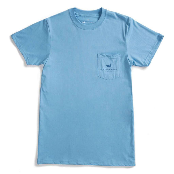 Southern Horizons - Blue Ridge Tee by Southern Marsh - FINAL SALE