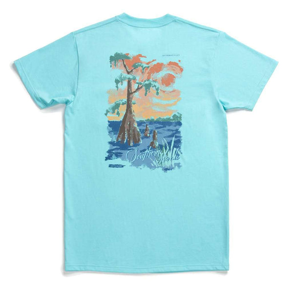 Southern Horizons - Cypress Tee by Southern Marsh