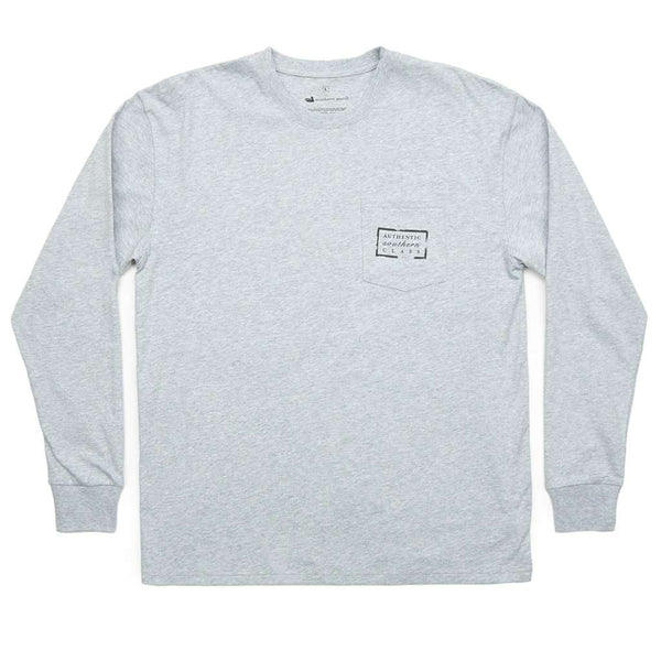 Southern Marsh Long Sleeve Authentic Tee by Southern Marsh