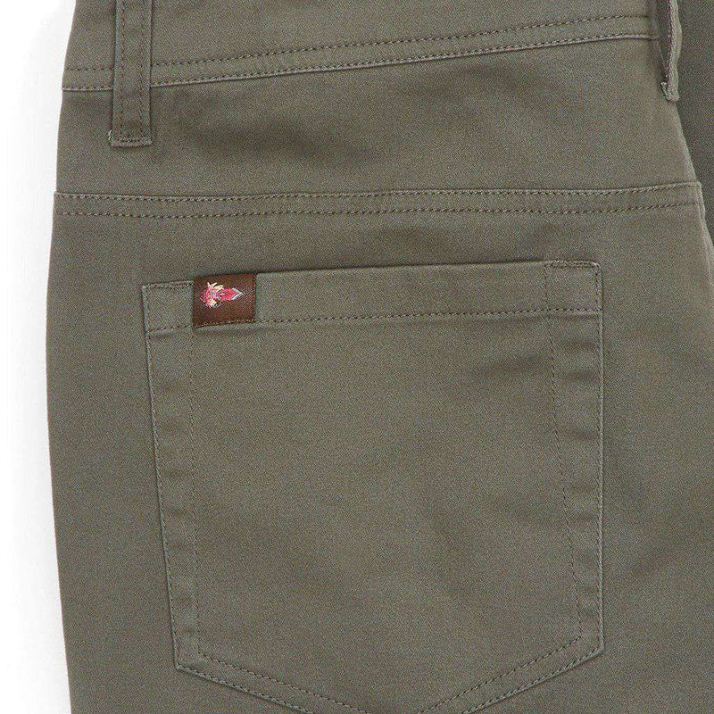 Southern Marsh Brazos Stretch Twill Pant by Southern Marsh