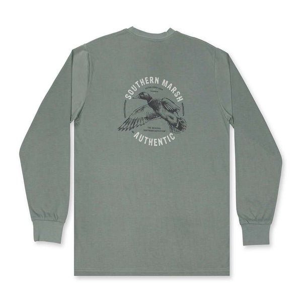 Southern Marsh Long Sleeve FieldTec™ Inflight Comfort Tee by Southern Marsh