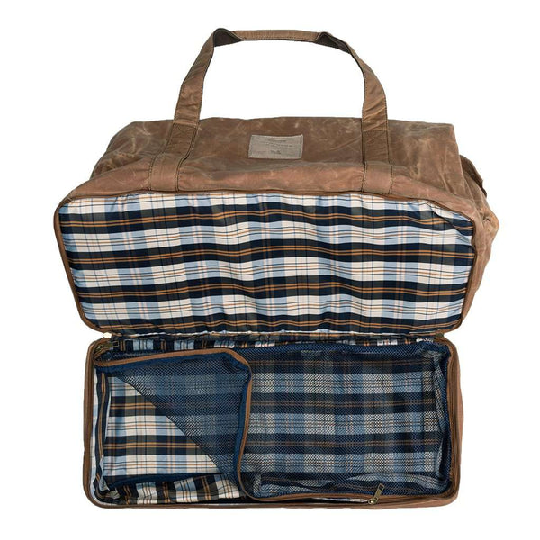 Southern Marsh Dewberry Duffle Bag by Southern Marsh