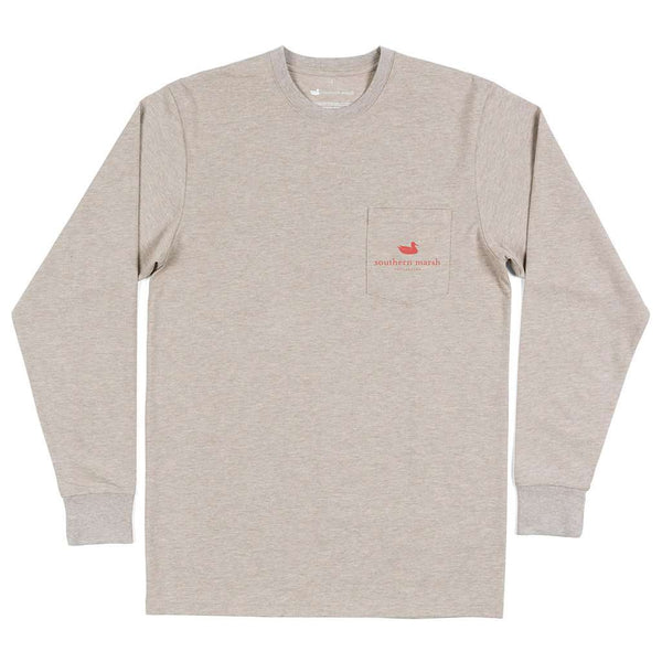 Southern Marsh Long Sleeve Endless Weekend Tee by Southern Marsh