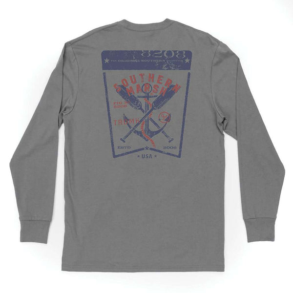 Country Club Prep Dark Gray / S