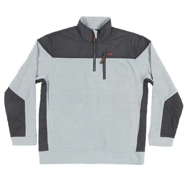 Southern Marsh Barton Vintage Pullover in Avalanche Gray