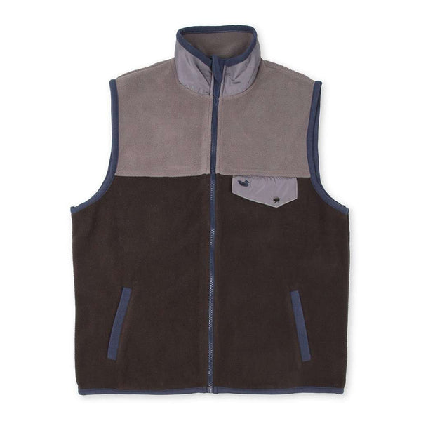 Southern Marsh FieldTec™ Snap Fleece Vest by Southern Marsh