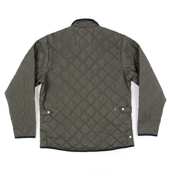 Southern Marsh Marshall Quilted Jacket by Southern Marsh