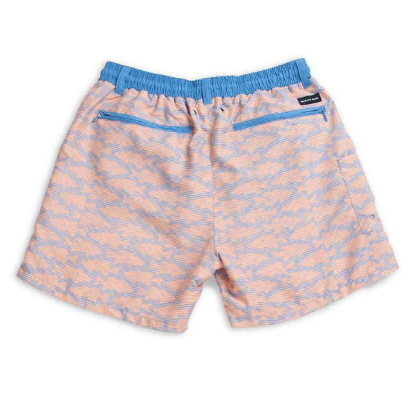 Southern Marsh Dockside Swim Trunk - School's Out by Southern Marsh