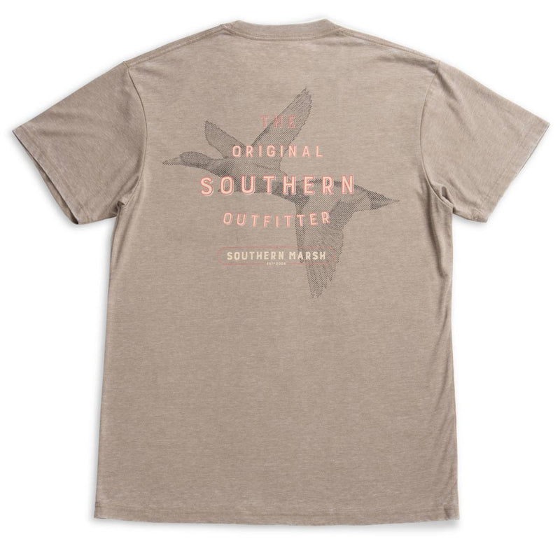 SEAWASH™ Tee - Branding - Ducks by Southern Marsh