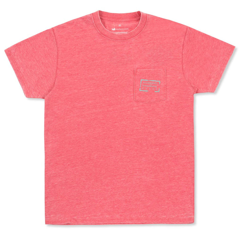 The Seawash Authentic Tee by Southern Marsh
