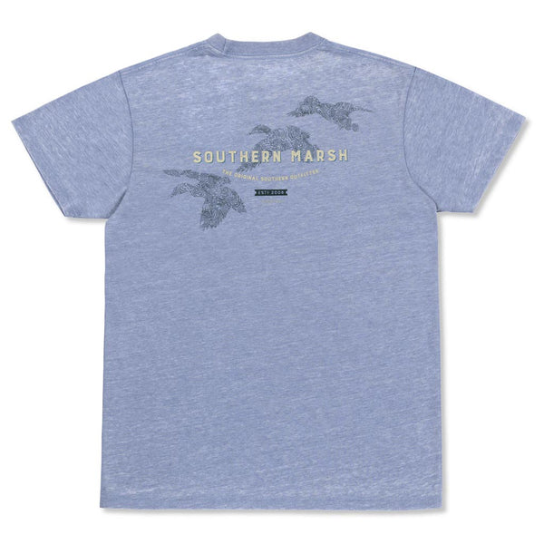 The Seawash Three Ducks Tee Shirt by Southern Marsh