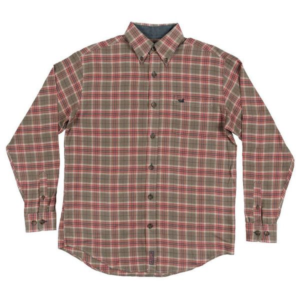 Southern Marsh Hindman Flannel by Southern Marsh