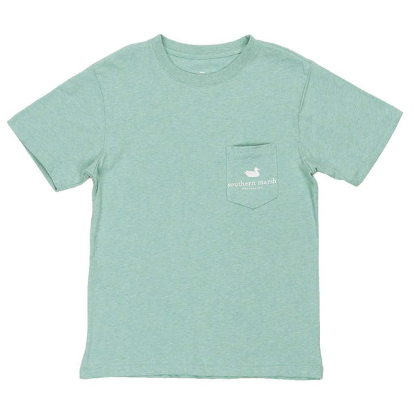 Southern Marsh Youth Peach Festivals Tee Shirt by Southern Marsh